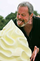 Terry Gilliam Ice Cream